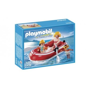 Inotatori cu barca, PLAYMOBIL Summer Fun