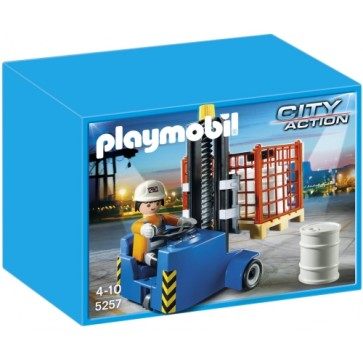 Stivuitor, PLAYMOBIL Transport