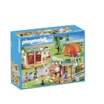 Camping, PLAYMOBIL Summer Fun