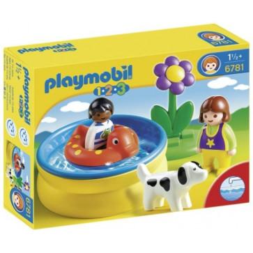 Mini piscina, PLAYMOBIL 1.2.3