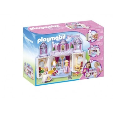 Castelul secret al printeselor, PLAYMOBIL Princess Castle
