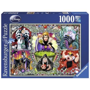 Puzzle Disney vrajitoare, 1000 piese, RAVENSBURGER