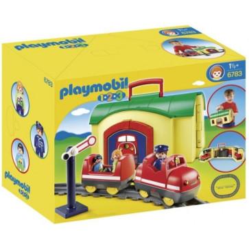 Tren mobil, PLAYMOBIL 1.2.3