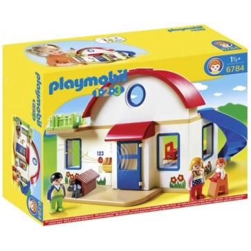 Casa din suburbie, PLAYMOBIL 1.2.3