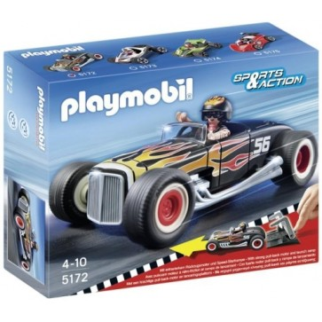 Masinuta de curse, PLAYMOBIL Sports & Action