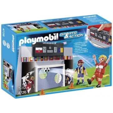 Poarta de fotbal functionala, PLAYMOBIL Sports & Action