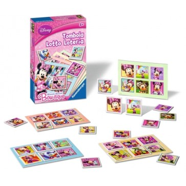 Joc Loteria Minnie Mouse, RAVENSBURGER Games