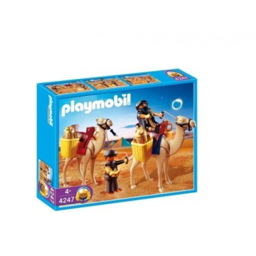 Doi talhari cu camile, PLAYMOBIL Egyptians