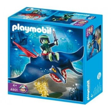Calcan, PLAYMOBIL Ghost Pirates