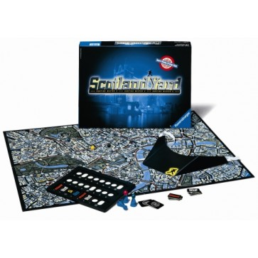 Joc Scotland yard, RAVENSBURGER Games_R