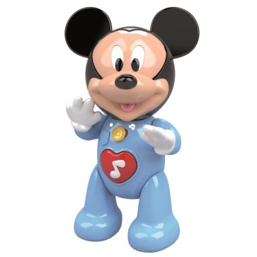 Jucarie interactiva Mickey Mouse, CLEMENTONI Disney Baby