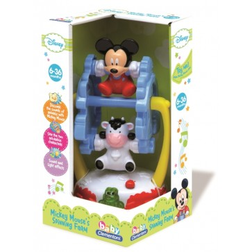 Ferma lui Mickey Mouse, CLEMENTONI Disney Baby