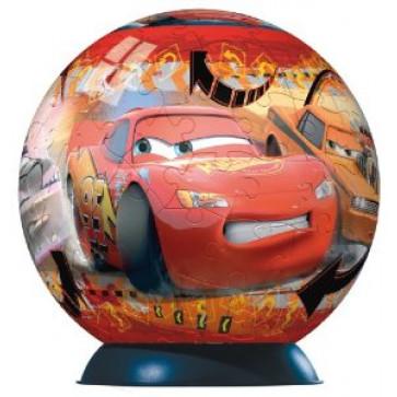 Puzzle 3D Cars, 108 piese, RAVENSBURGER Puzzle 3D