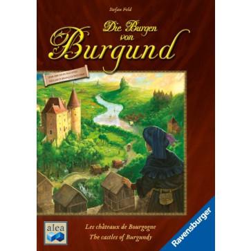 Joc Castelul Burgundy, RAVENSBURGER Games
