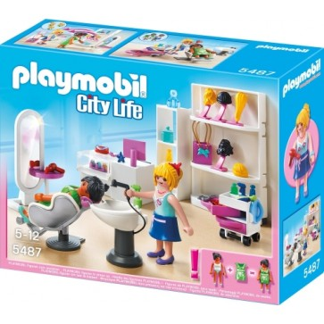 Salon de infrumusetare, PLAYMOBIL Shopping