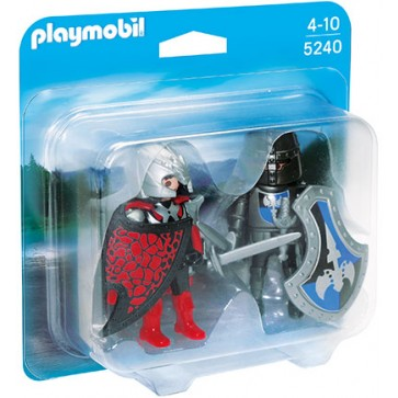 Duelul cavalerilor, PLAYMOBIL Knights