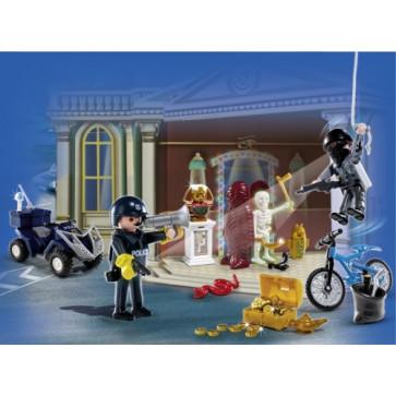 Caledar Craciun - Politia, PLAYMOBIL Christmas