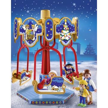 Carusel de Craciun, PLAYMOBIL Christmas