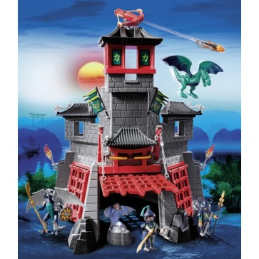 Fortul secret al dragonilor, PLAYMOBIL Dragons