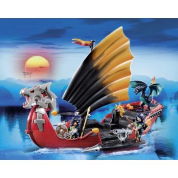 Nava de lupta a dragonilor, PLAYMOBIL Dragons