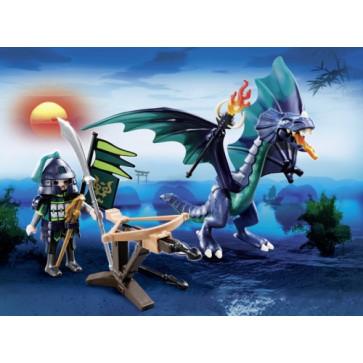 Dragon cu scut, PLAYMOBIL Dragons