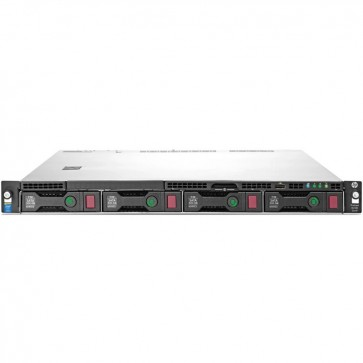 Server HP ProLiant DL120 Gen9 Rack 1U, Procesor Intel® Xeon® E5-2603 v3 1.6GHz Haswell, 8GB RDIMM DDR4, fara HDD, LFF 3.5 inch, B140i