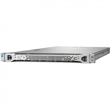 Server HP ProLiant DL160 Gen9 Rack 1U, Procesor Intel® Xeon® E5-2603 v3 1.6GHz Haswell, 1x 8GB RDIMM DDR4, fara HDD, SFF 2.5 inch, H240, 1x 550W