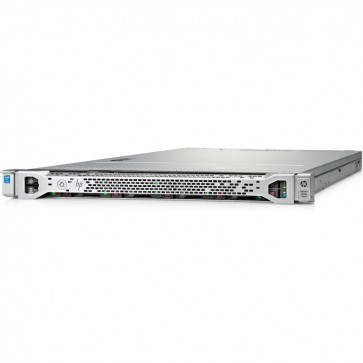 Server HP ProLiant DL160 Gen9 Rack 1U, Procesor Intel® Xeon® E5-2620 v3 2.4GHz Haswell, 16GB RDIMM DDR4, fara HDD, SFF 2.5 inch, P440/4GB
