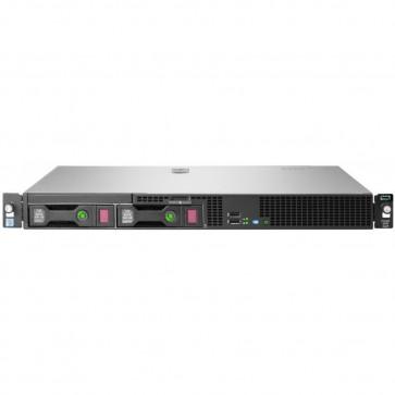 Server HP ProLiant DL20 Gen9 Rack 1U, Procesor Intel® Xeon® E3-1240 v5 3.5GHz Skylake, 8GB RDIMM DDR4, no HDD, SFF 2.5 inch, H240 Host Bus Adapter, 290W