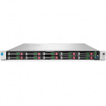 Server HP ProLiant DL360 Gen9 Rack 1U, Procesor Intel® Xeon® E5-2620 v3 2.4GHz Haswell, 16GB RDIMM DDR4, fara HDD, SFF 2.5 inch, P440ar, 2x 500W