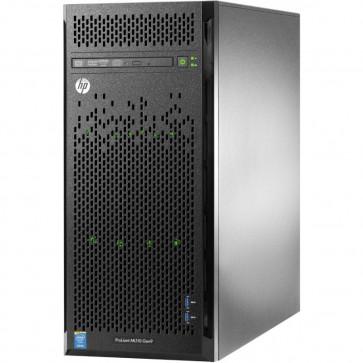 Server HP ProLiant ML110 Gen9 Tower 4.5U, Procesor Intel® Xeon® E5-2603 v4 1.7GHz Broadwell, 8GB RDIMM DDR4, no HDD, Smart Array B140i, LFF 3.5 inch, PSU 350W