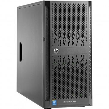 Server HP ProLiant ML150 Gen9 Tower 5U, Procesor Intel® Xeon® E5-2609 v3 1.9GHz Haswell, 8GB RDIMM DDR4, no HDD, Smart Array B140i, LFF 3.5 inch, PSU 550W
