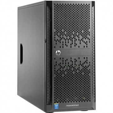 Server HP ProLiant ML150 Gen9 Tower 5U, Procesor Intel® Xeon® E5-2609 v4 1.7GHz Broadwell, 8GB RDIMM DDR4, no HDD, Smart Array B140i, LFF 3.5 inch, PSU 550W