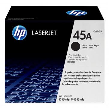 Toner, black, Nr. 45A, HP Q5945A