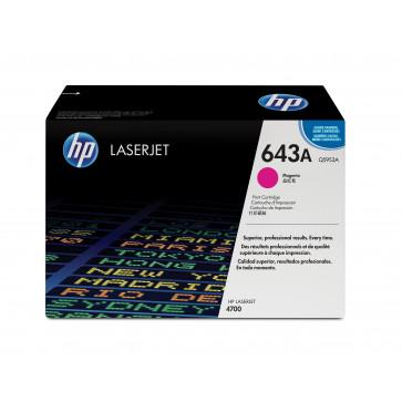Toner, magenta, Nr. 643A, HP Q5953A