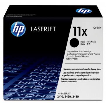 Toner, black, Nr. 11X, HP Q6511X
