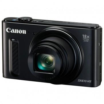 Camera foto digitala CANON PowerShot SX610, 20Mp, 18x, negru