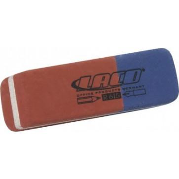 Radiera pt. creion si cerneala, 45 x 18 x 7mm, LACO R615