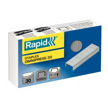 Rapid Capse Rapid Omnipress 30 coli, 1.000 buc.cutie