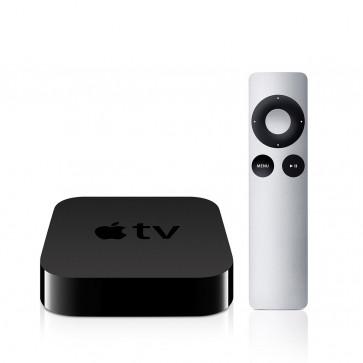 Receptor media digital APPLE TV md199so/a, Wi-Fi, Ethernet, HDMI, black