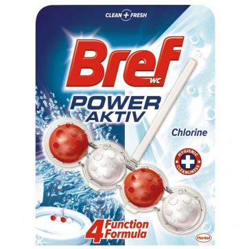 Odorizant pentru toaleta BREF Power Aktiv Chlorine, 50g