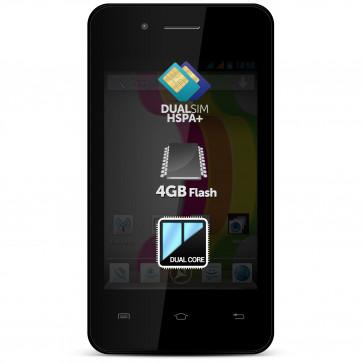 "Smartphone ALLVIEW A4 You Dual Sim, 3.5"", 3.2MP, 4GB, Black"