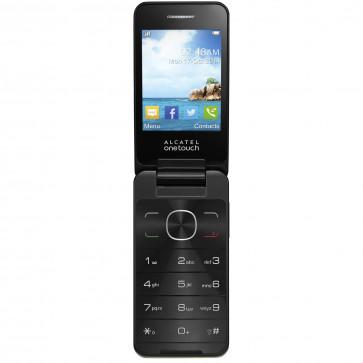 Telefon mobil, dual-sim, gold, ALCATEL 2012D