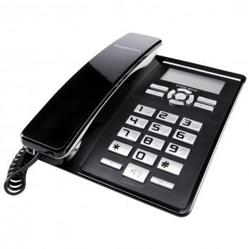 Telefon SAGEM C130, negru, cu fir