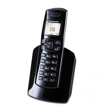 Telefon DECT SAGEMCOM D150, negru, fara fir