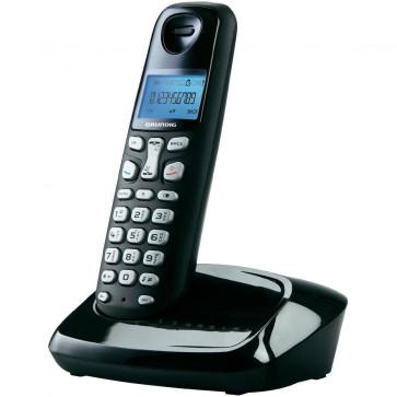 Telefon DECT GRUNDIG D160, negru, fara fir
