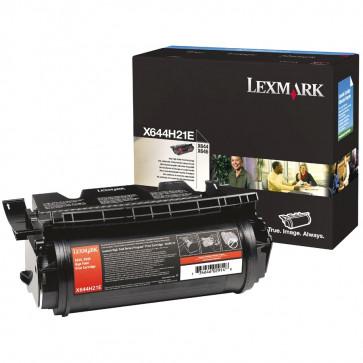 Toner, black, LEXMARK X644H21E