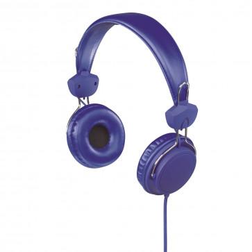 Casti audio, albastru, HAMA Joy