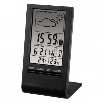 Statie meteorologica, negru, HAMA TH-100