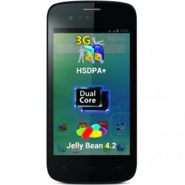 "Smartphone Dual Sim, 4.0"", 3.2MP, 4GB, Black, ALLVIEW A5 Smiley"